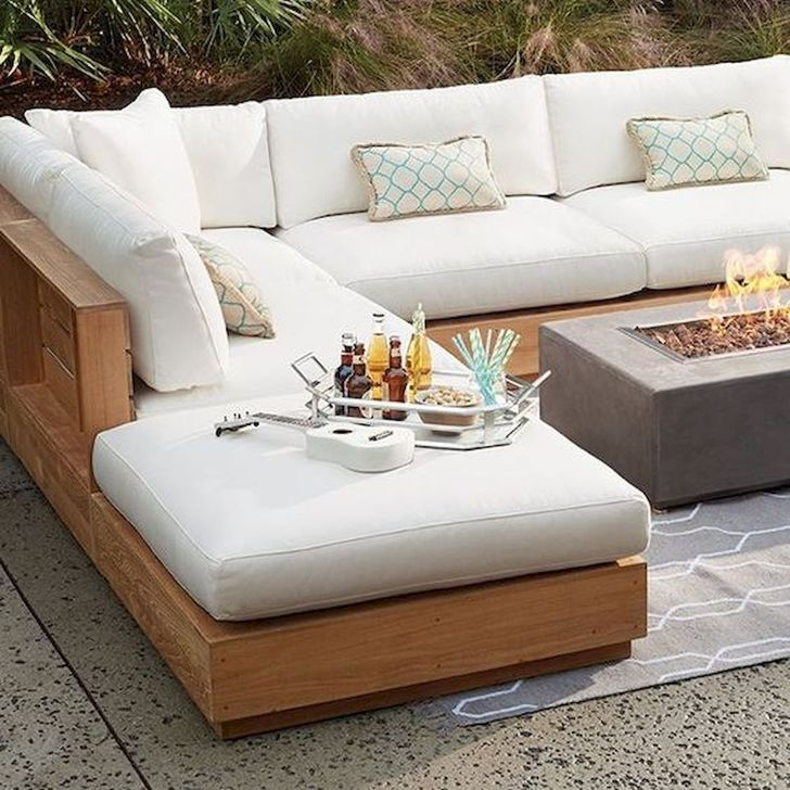 Stunning Outdoor Furniture Ideas Best For Your Backyard 11