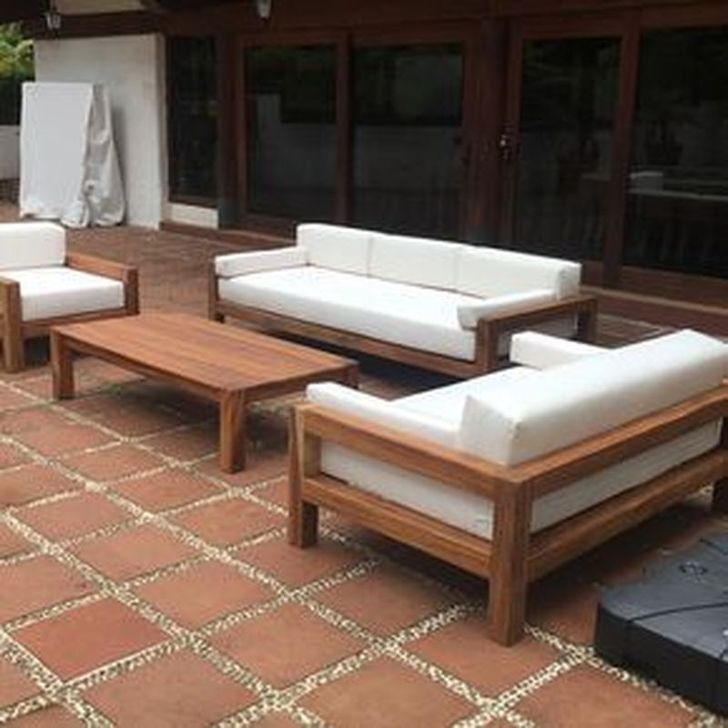 Stunning Outdoor Furniture Ideas Best For Your Backyard 17