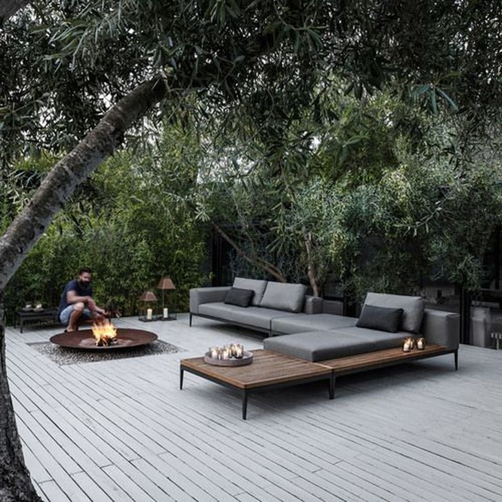 Stunning Outdoor Furniture Ideas Best For Your Backyard 18