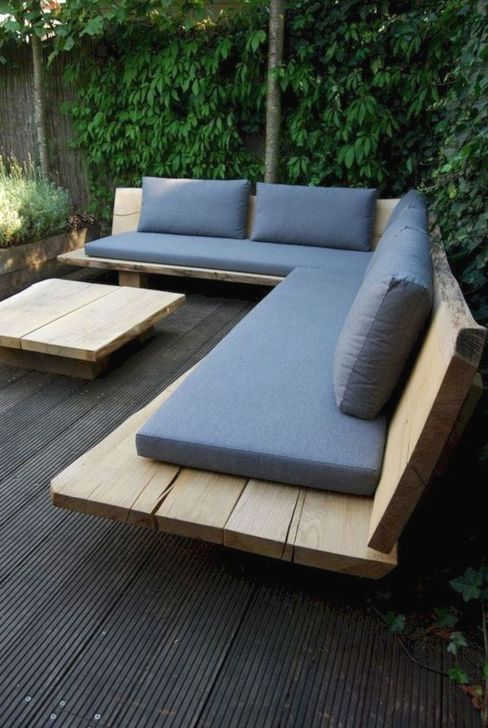 Stunning Outdoor Furniture Ideas Best For Your Backyard 21