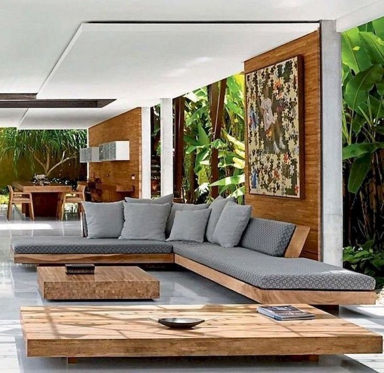 Stunning Outdoor Furniture Ideas Best For Your Backyard 34