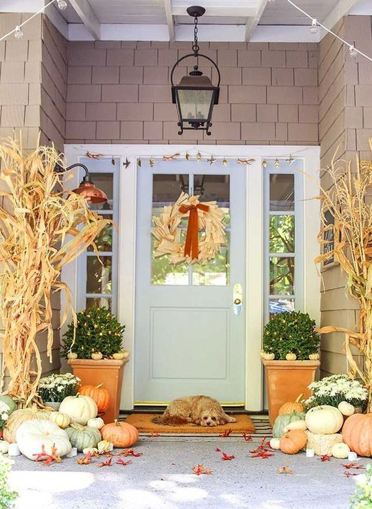 The Best Fall Outdoor Decor Ideas You Will Like 27