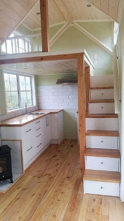 The Best Tiny House Space Saving Ideas You Have To Try 31