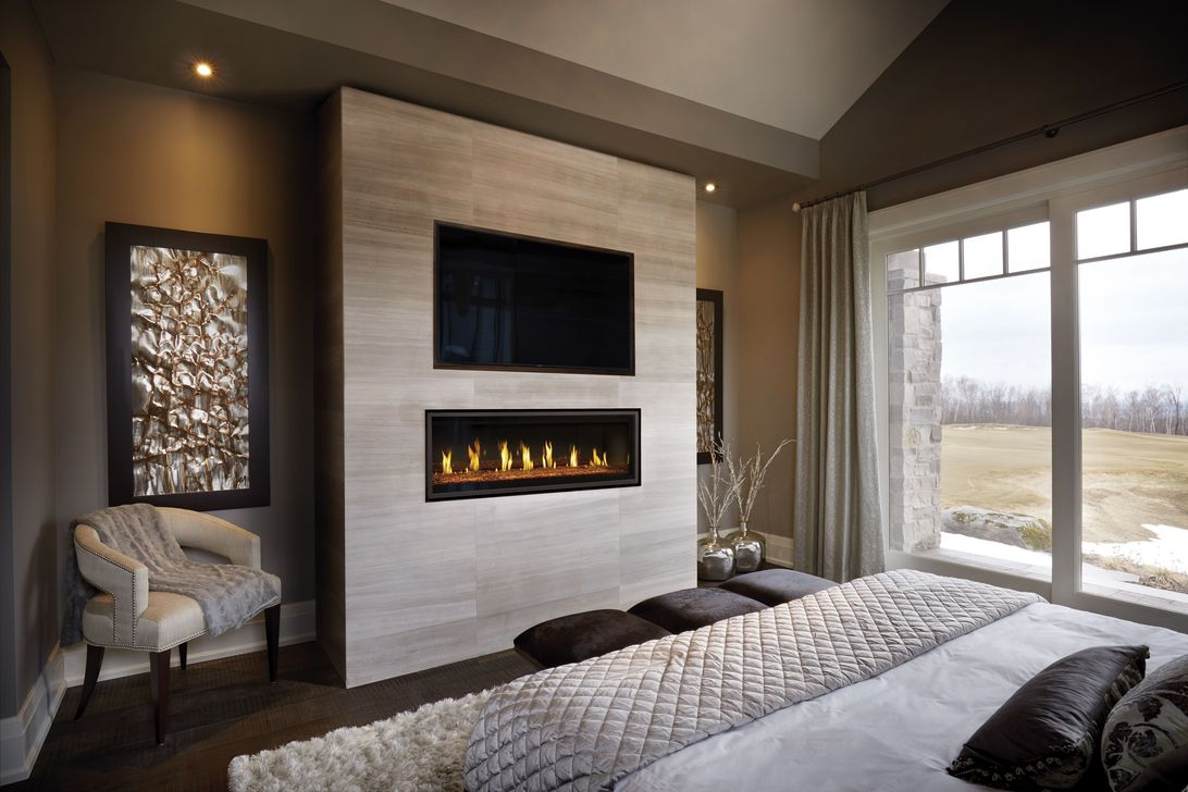 Awesome Bedroom Design With Fireplace Ideas Perfect For This Winter 08