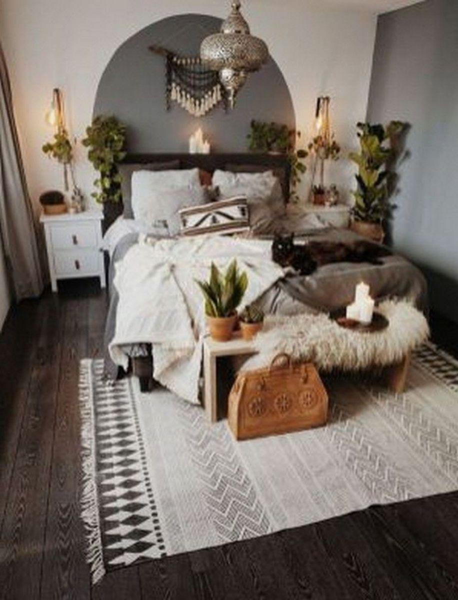 Beautiful Winter Bedroom Decor Ideas 31