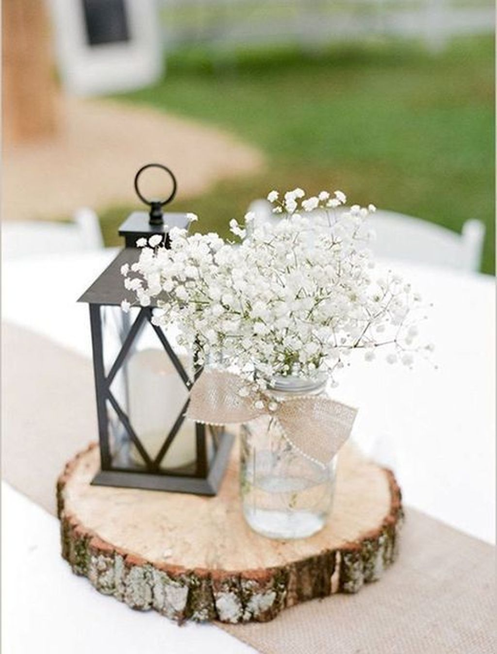 Stunning Winter Lantern Centerpieces For Wedding 22