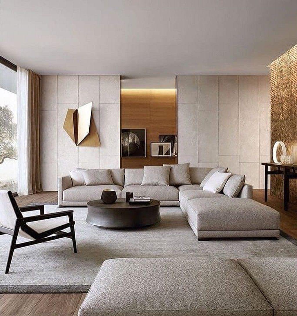 Amazing Contemporary Living Room Design Ideas You Should Copy 01