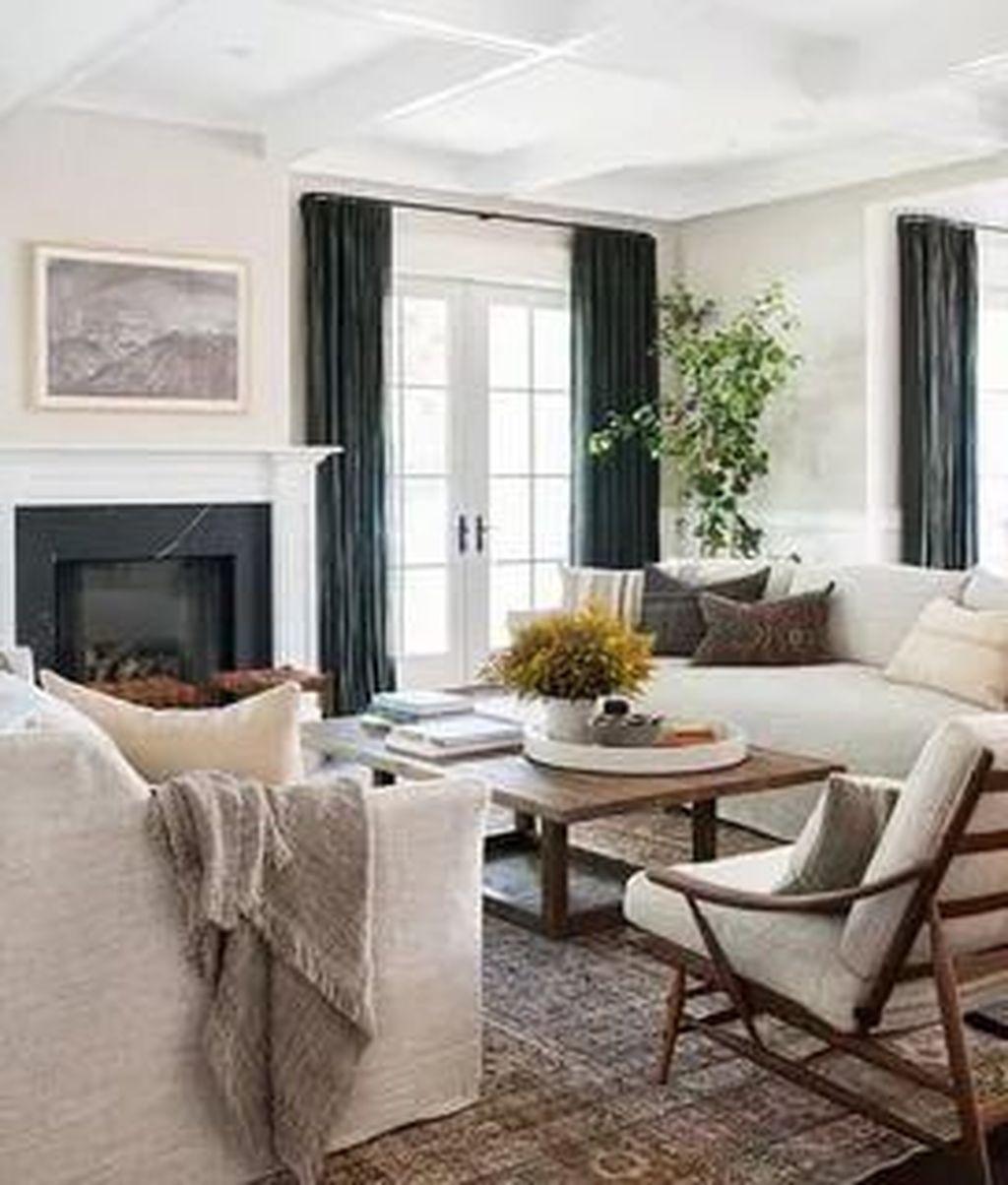 Amazing Contemporary Living Room Design Ideas You Should Copy 20
