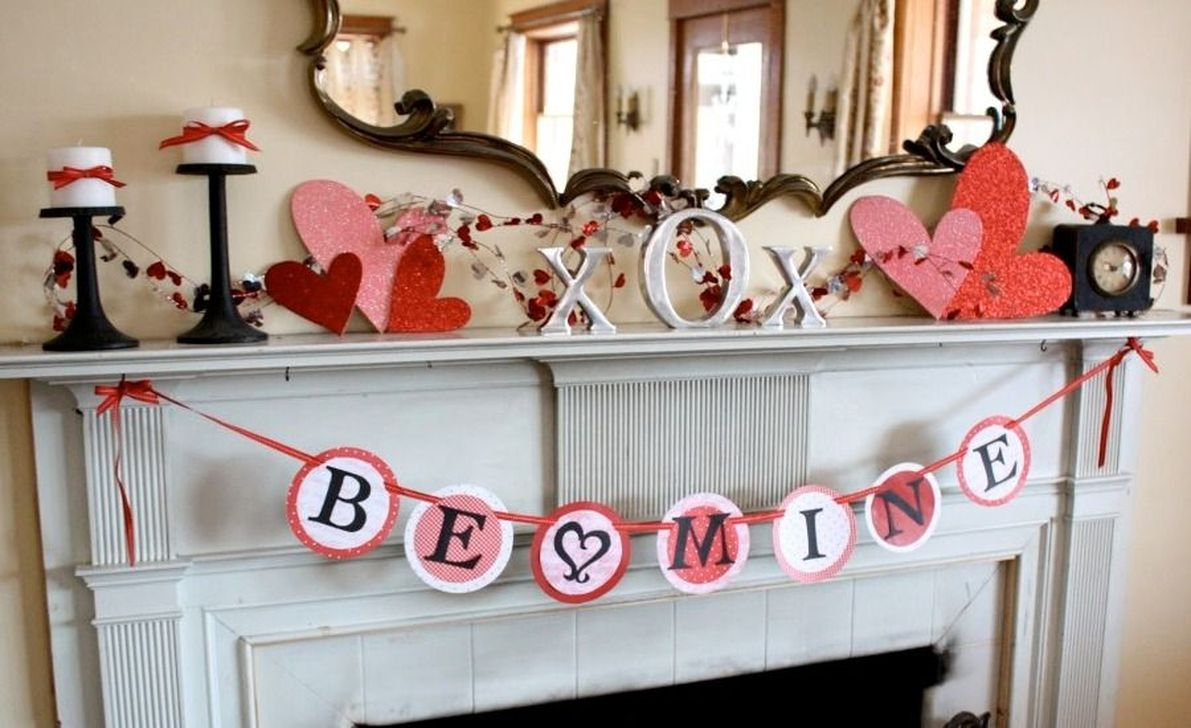 Amazing Valentine Interior Decor Ideas Trend 2020 16