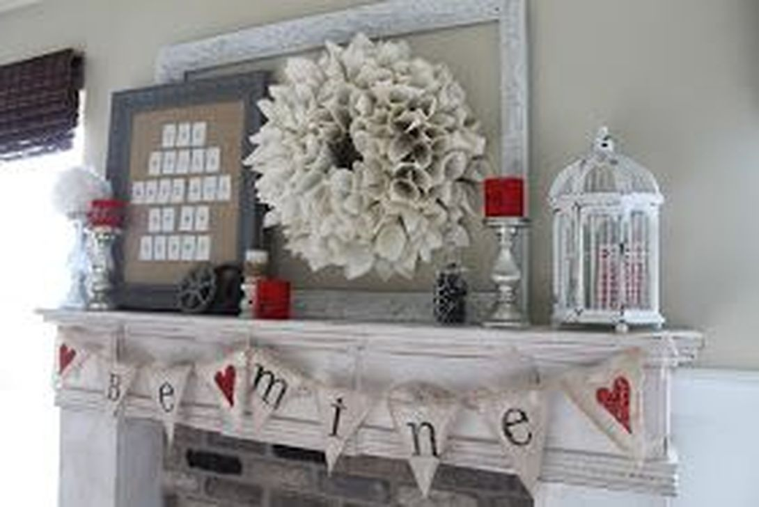 Amazing Valentine Interior Decor Ideas Trend 2020 31