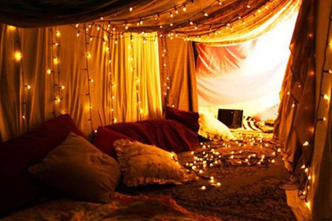 Awesome Romantic Bedroom Lighting Ideas You Will Love 10