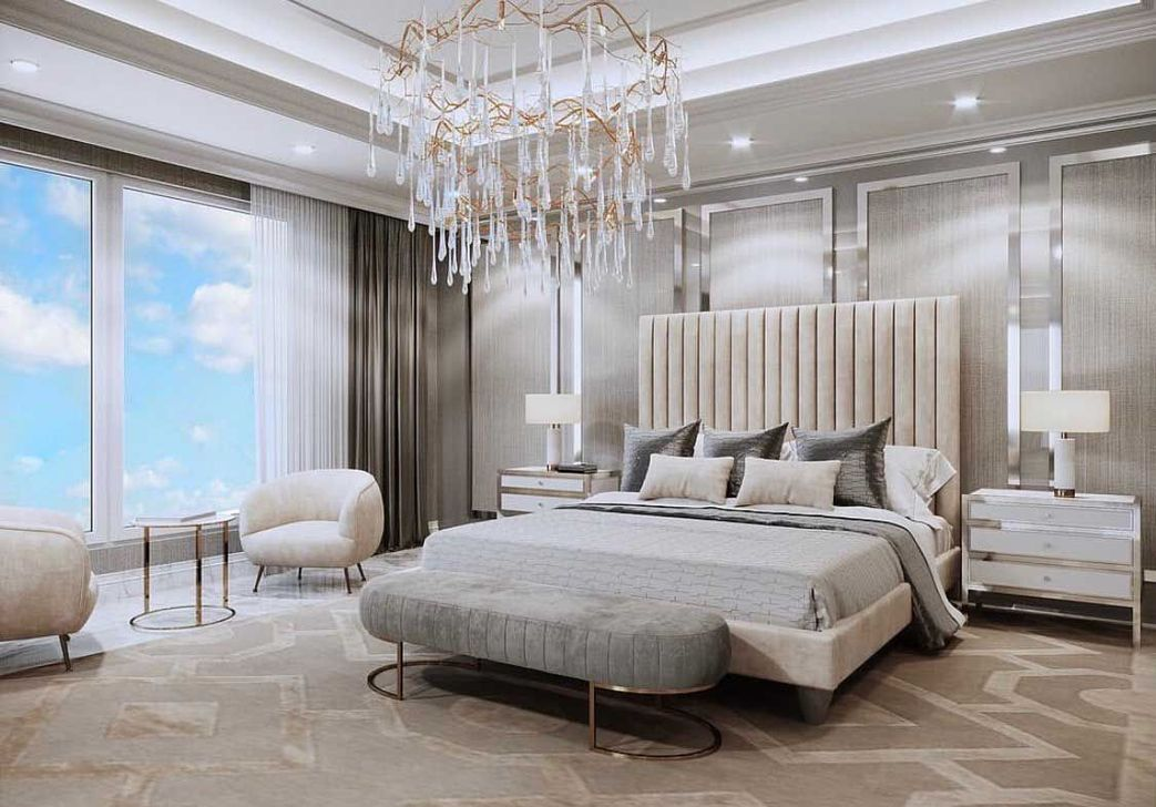 Awesome Romantic Bedroom Lighting Ideas You Will Love 28