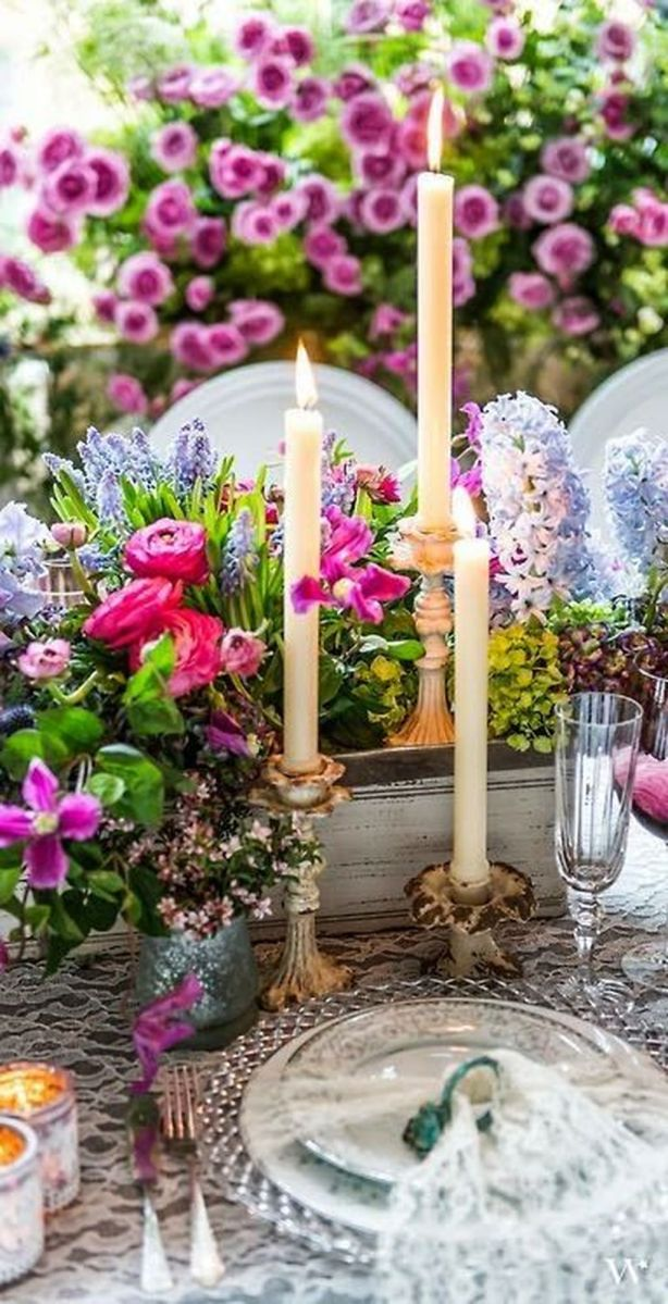 Lovely Romantic Table Setting For Two Best Valentines Day Ideas 31