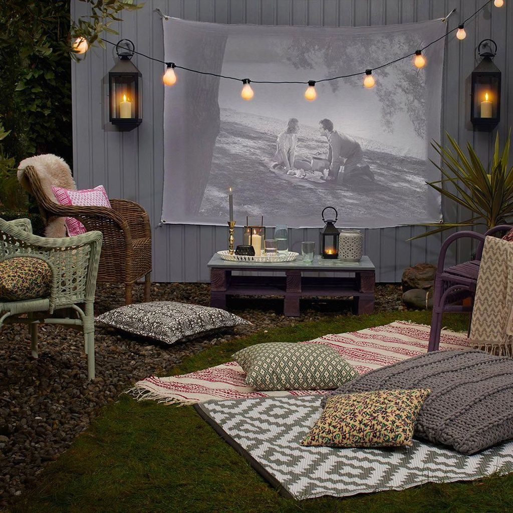 The Best Romantic Backyard Decorating Ideas 15