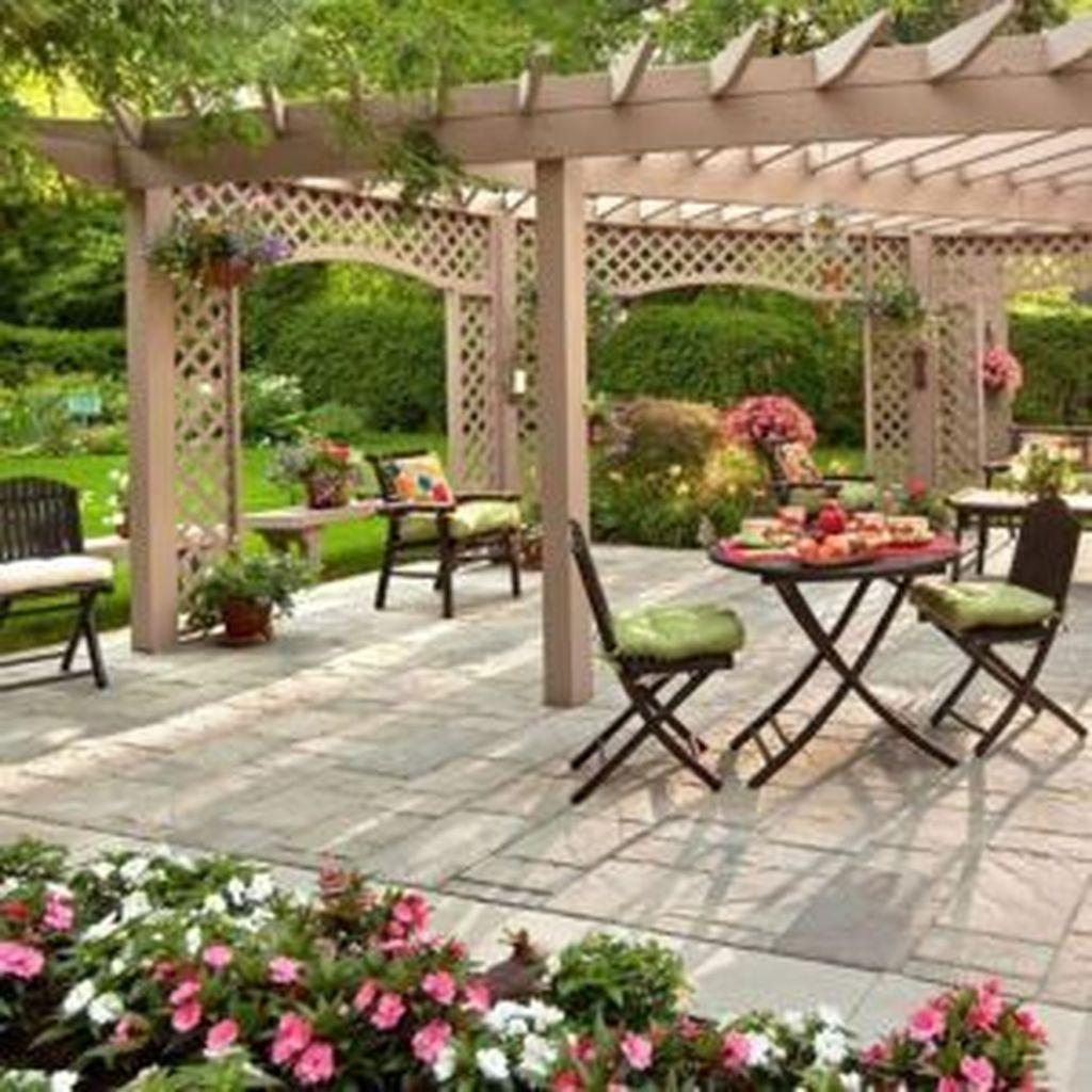 The Best Romantic Backyard Decorating Ideas 29