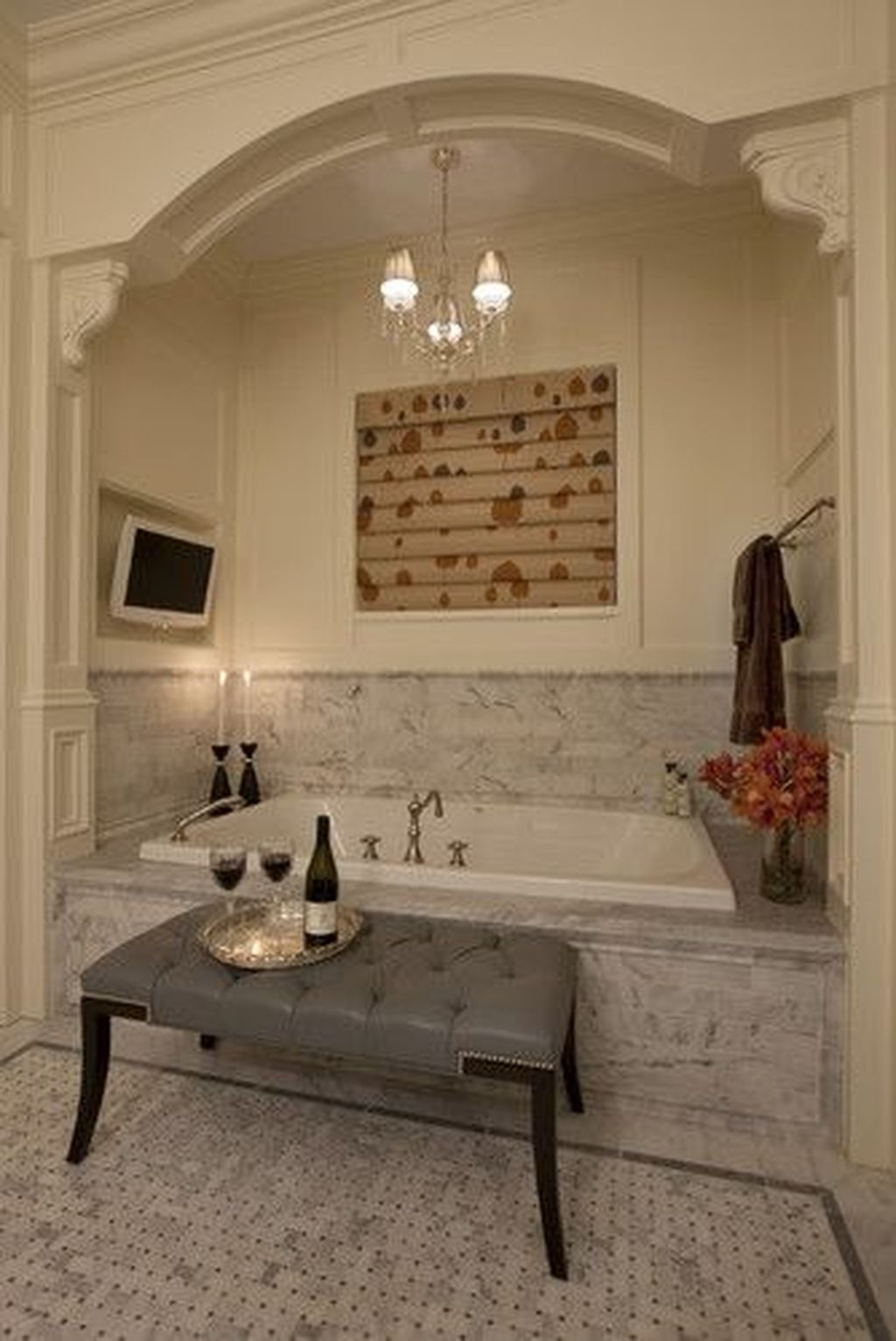 The Best Romantic Bathroom Ideas Perfect For Valentines Day 12