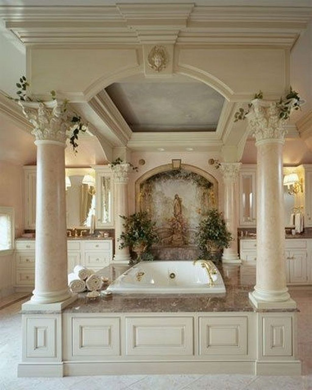 The Best Romantic Bathroom Ideas Perfect For Valentines Day 21