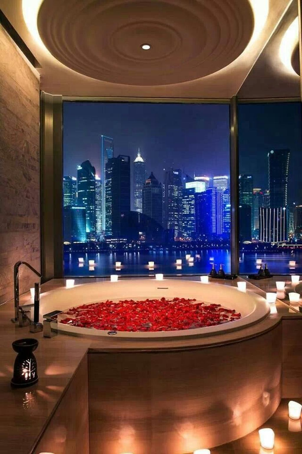 The Best Romantic Bathroom Ideas Perfect For Valentines Day 25