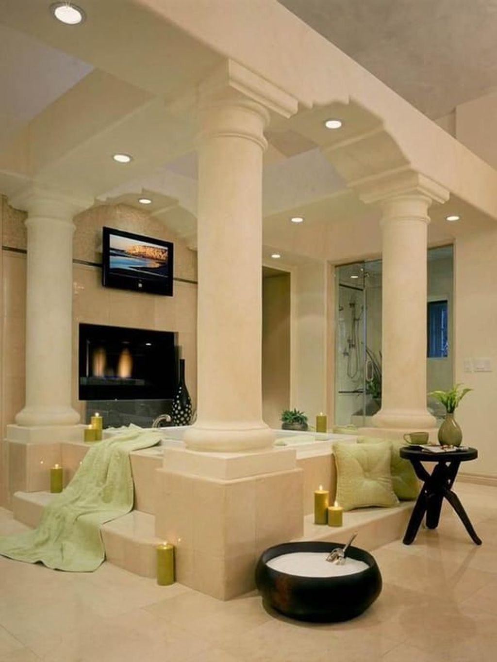 The Best Romantic Bathroom Ideas Perfect For Valentines Day 28