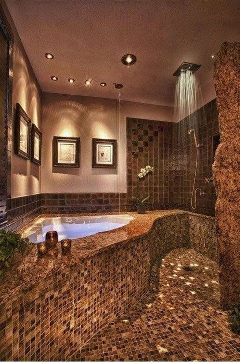 The Best Romantic Bathroom Ideas Perfect For Valentines Day 33