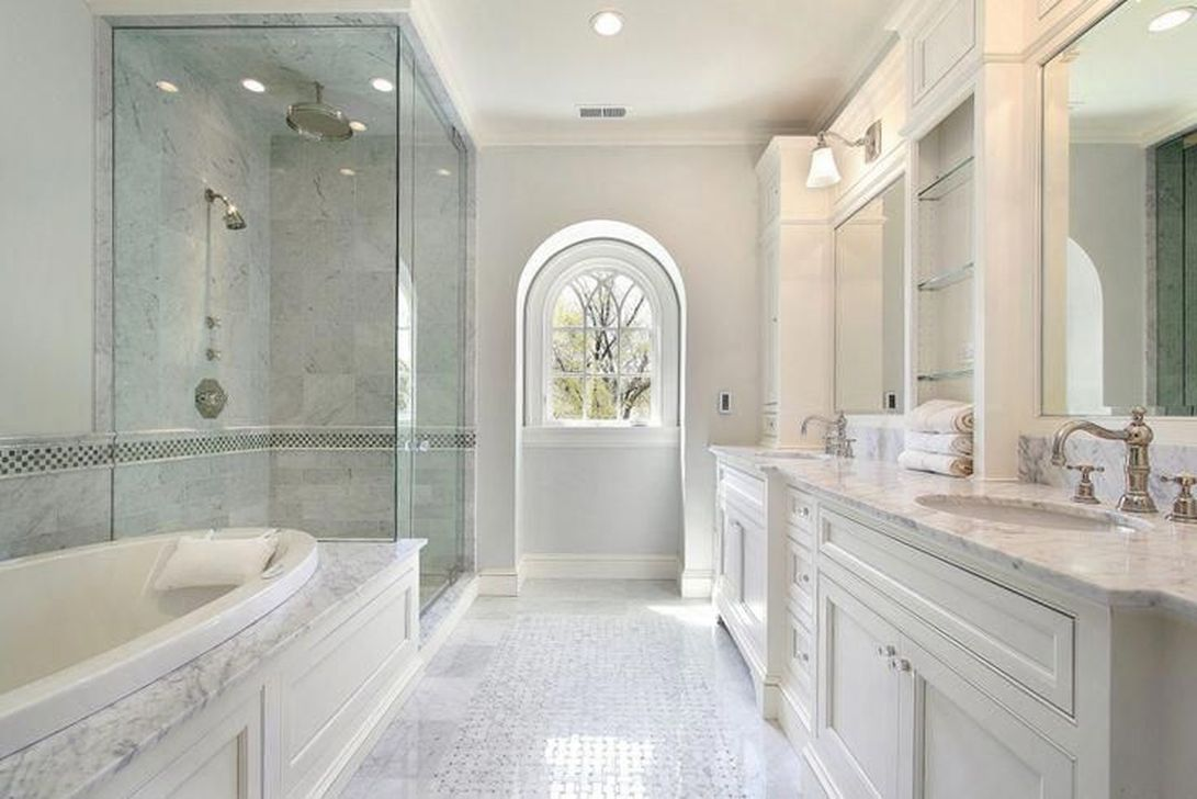 The Best Romantic Bathroom Ideas Perfect For Valentines Day 36