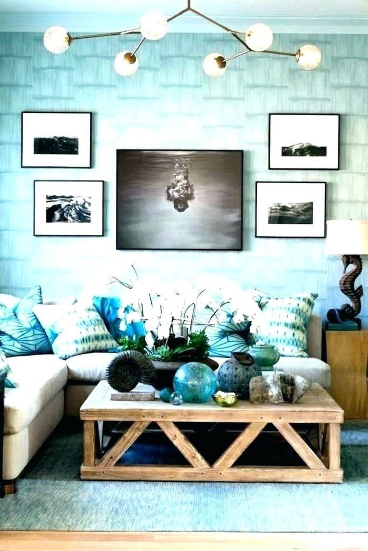 Inspiring Nautical Wall Decor Ideas For Living Room 05
