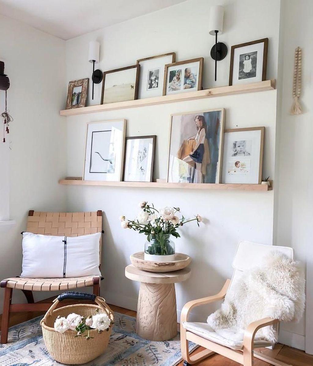 Inspiring Nautical Wall Decor Ideas For Living Room 11