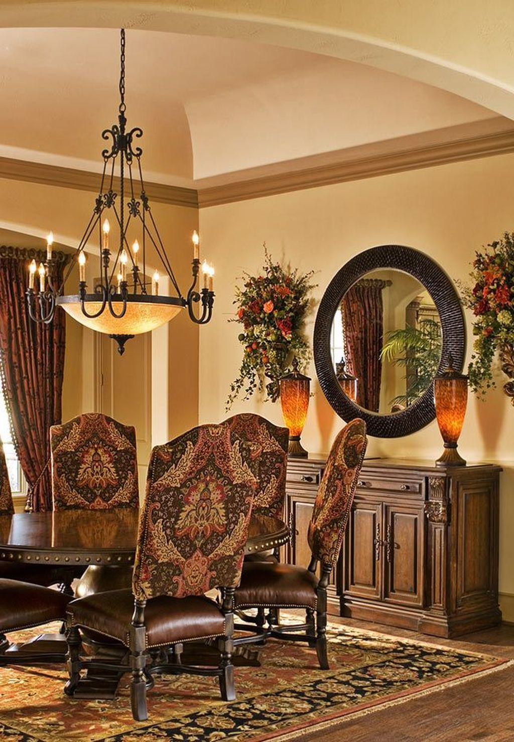 Popular Tuscan Home Decor Ideas For Every Room 31