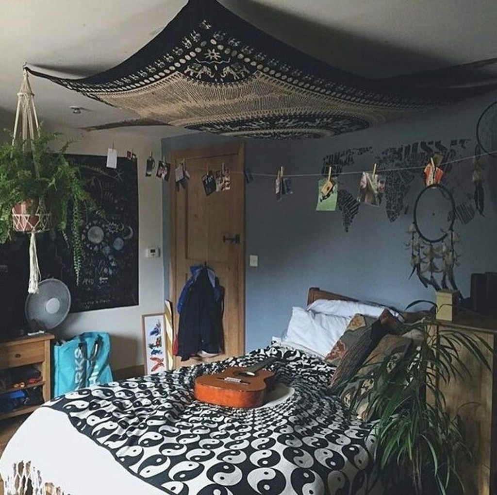 Stunning Hippie Room Decor Ideas You Never Seen Before 12