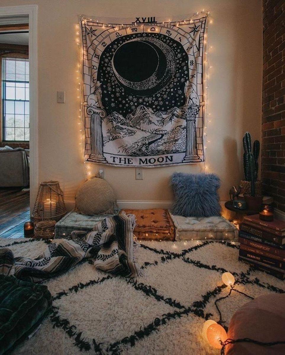 Stunning Hippie Room Decor Ideas You Never Seen Before 23