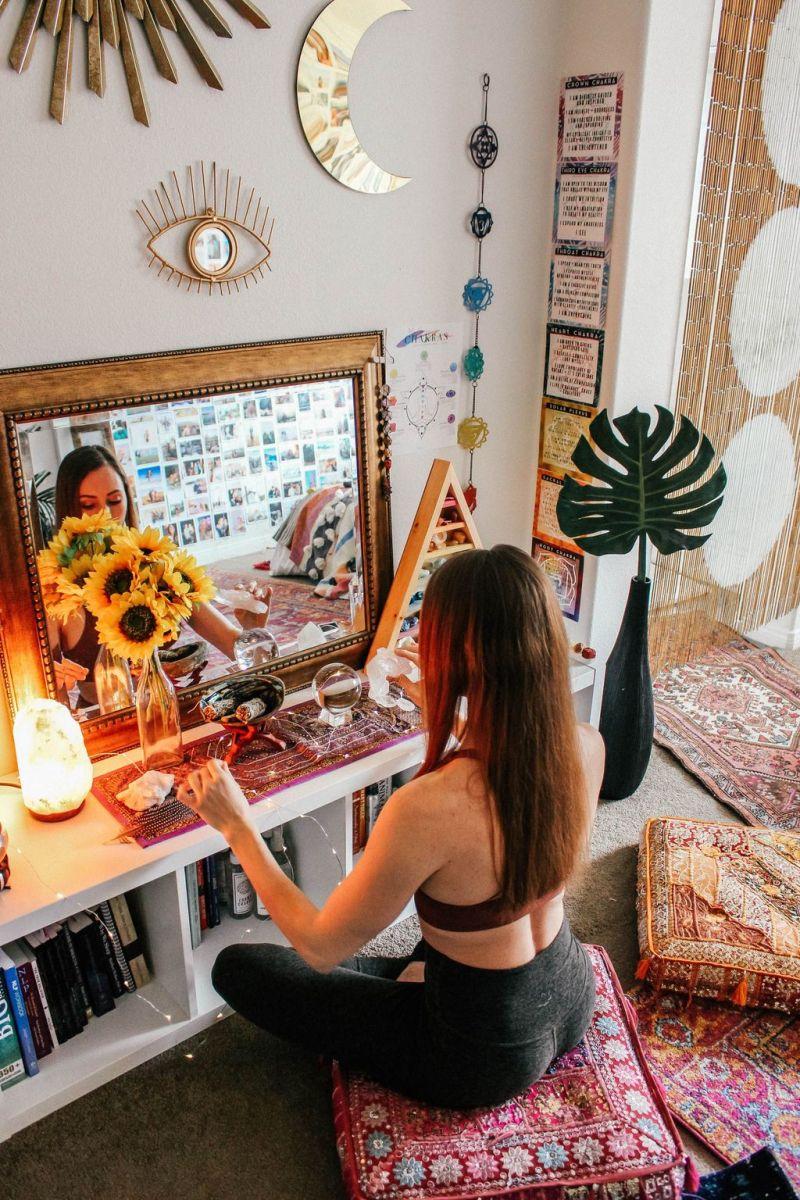 Stunning Hippie Room Decor Ideas You Never Seen Before 30
