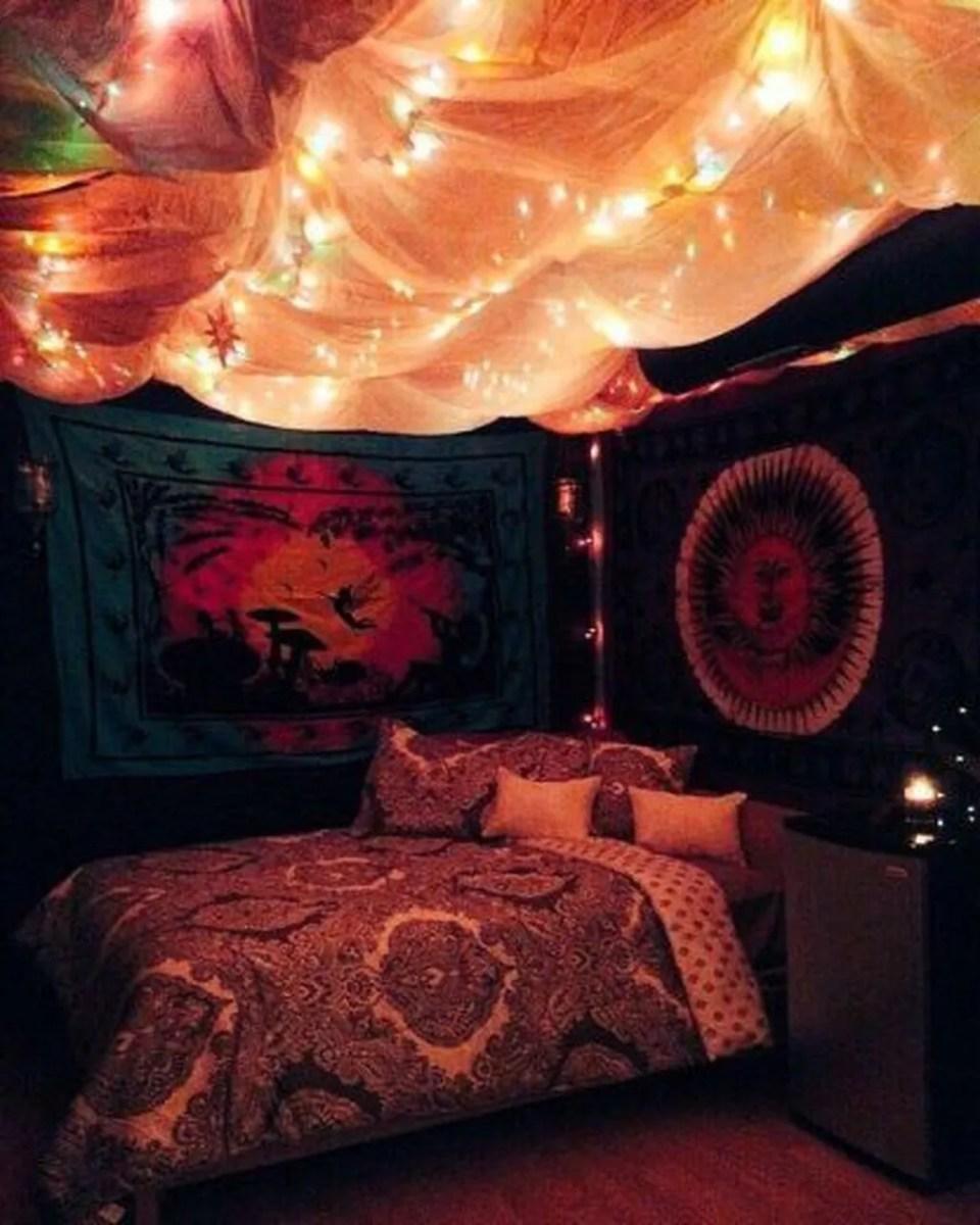 Stunning Hippie Room Decor Ideas You Never Seen Before 35