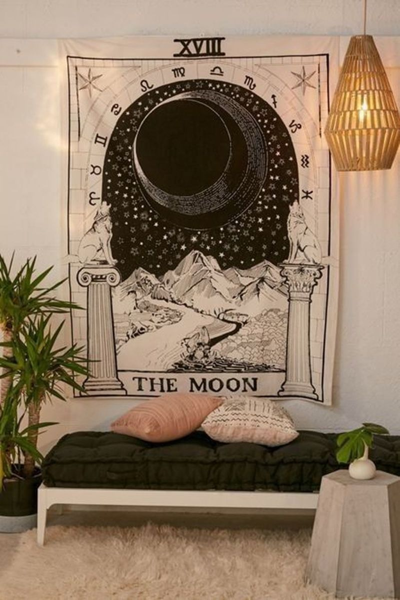 Stunning Hippie Room Decor Ideas You Never Seen Before 43