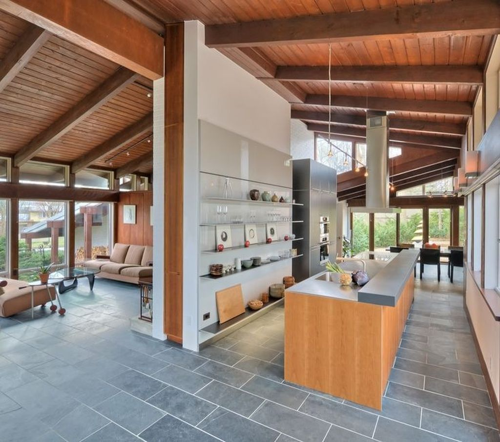 Admirable Mid Century Modern House Design Ideas 06