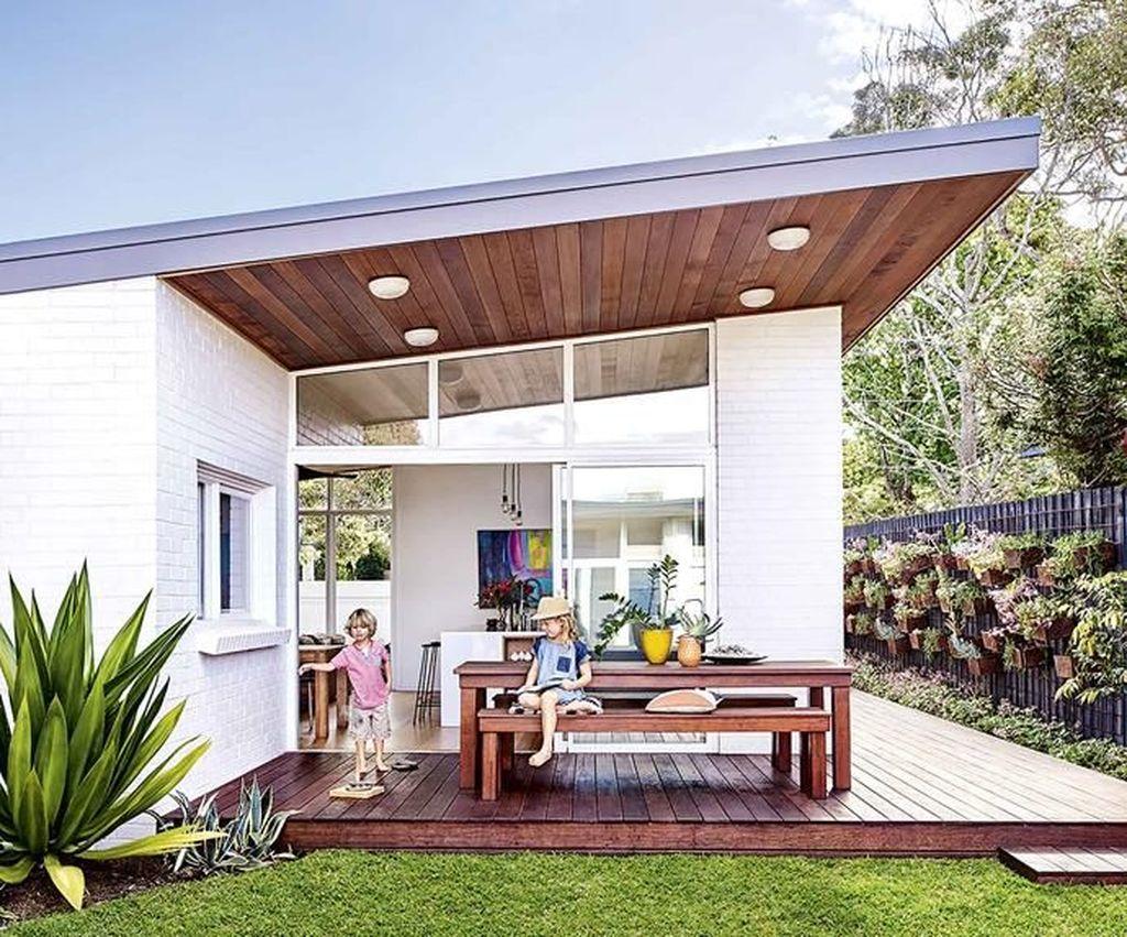 Admirable Mid Century Modern House Design Ideas 09