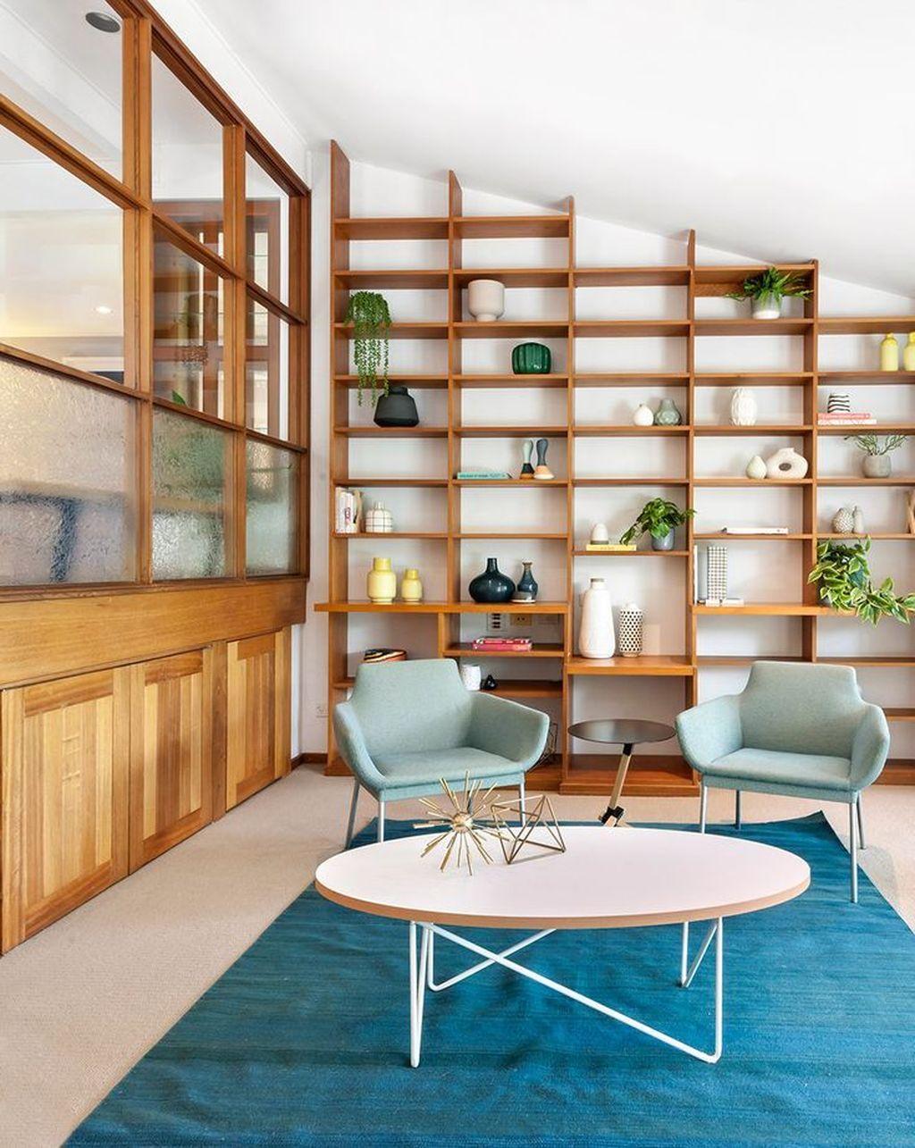 Admirable Mid Century Modern House Design Ideas 16
