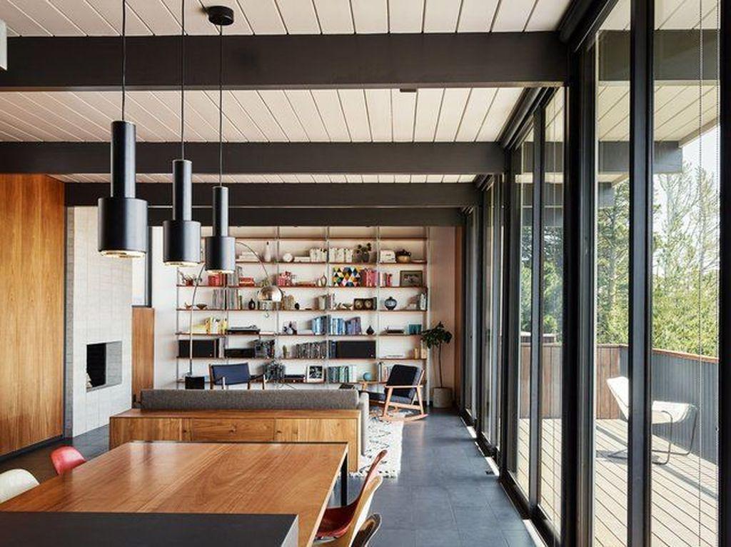 Admirable Mid Century Modern House Design Ideas 18