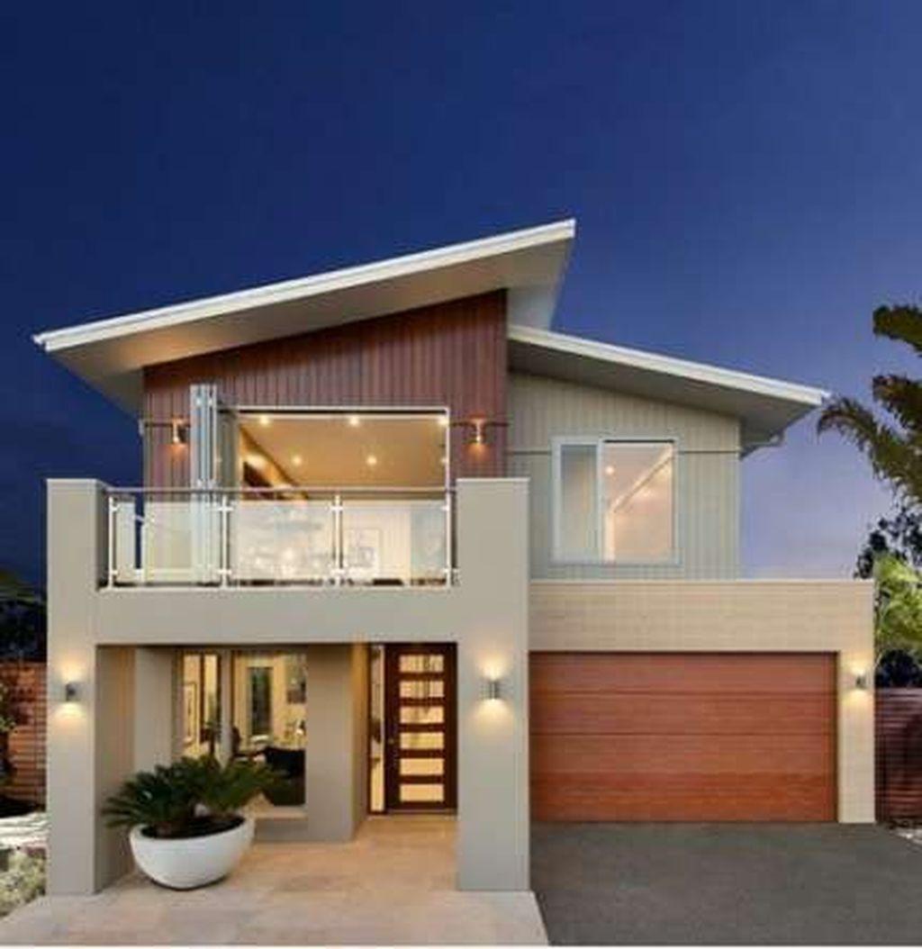 Admirable Mid Century Modern House Design Ideas 22
