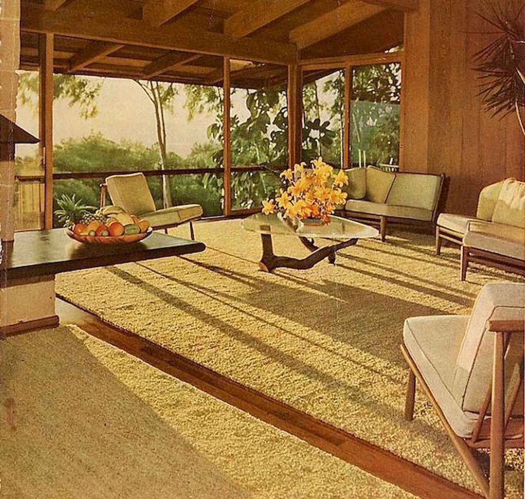 Admirable Mid Century Modern House Design Ideas 28