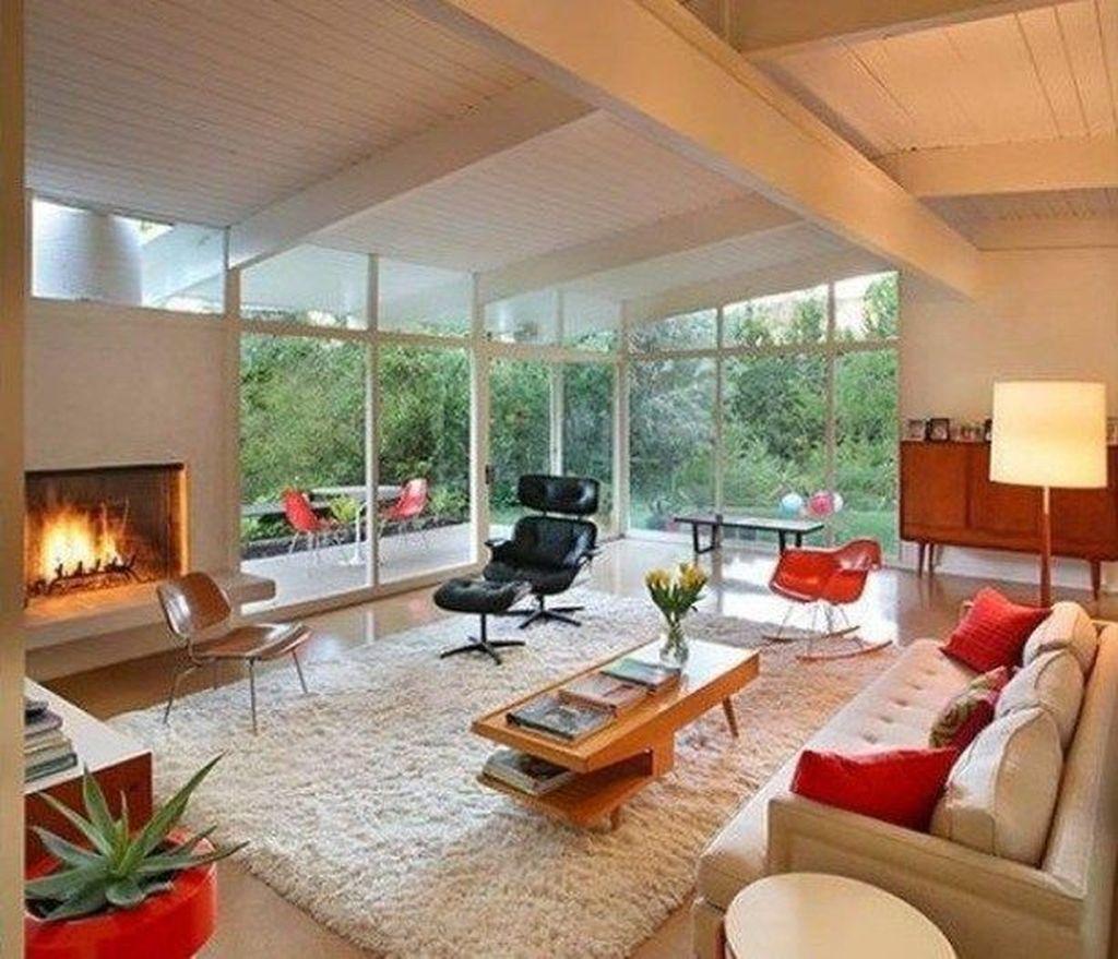 Admirable Mid Century Modern House Design Ideas 31