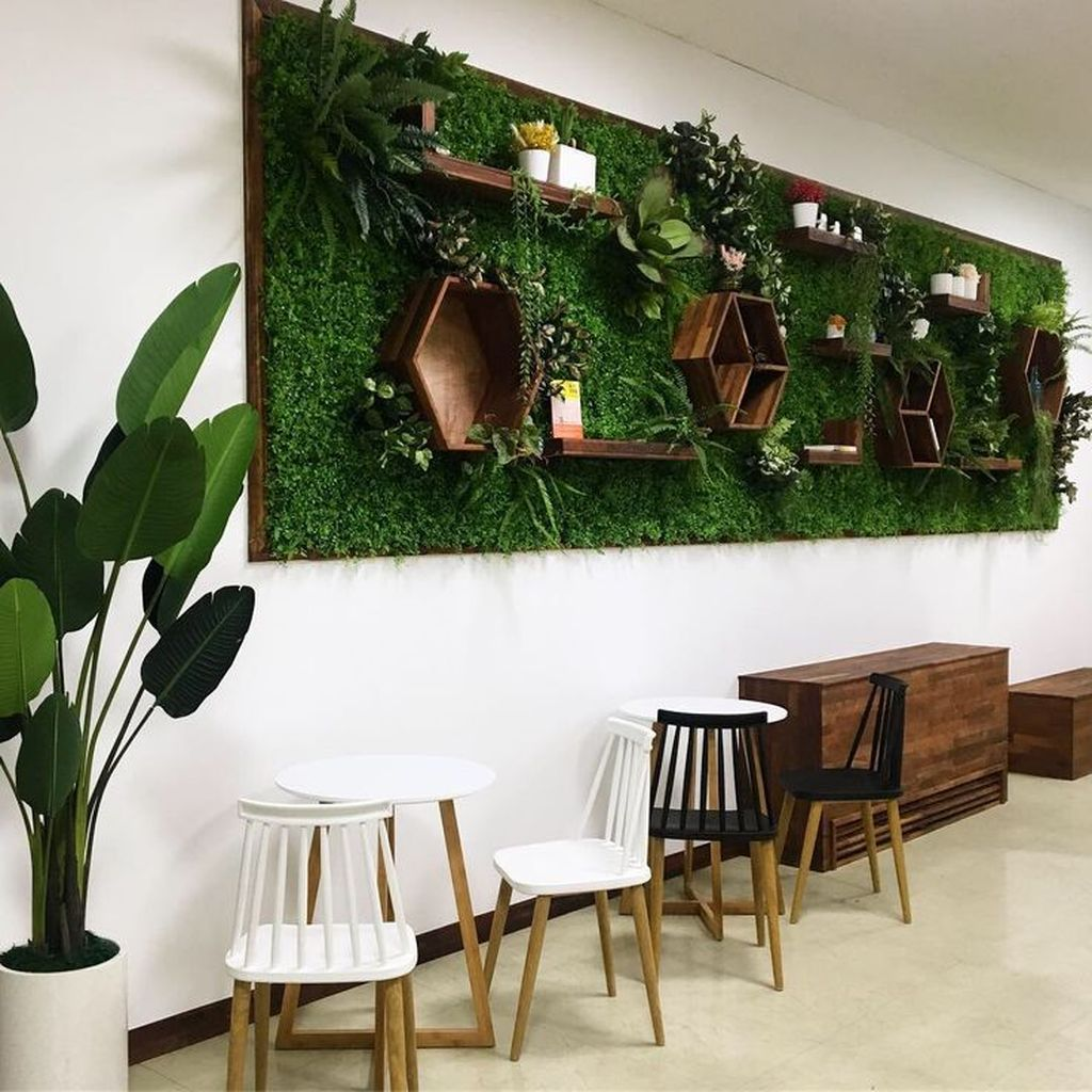 Amazing Living Wall Indoor Decoration Ideas 01