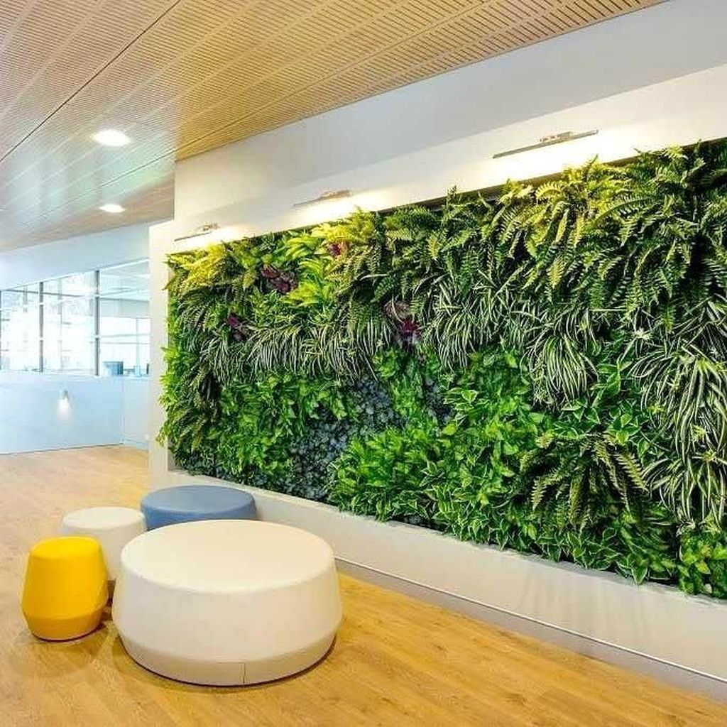 Amazing Living Wall Indoor Decoration Ideas 03