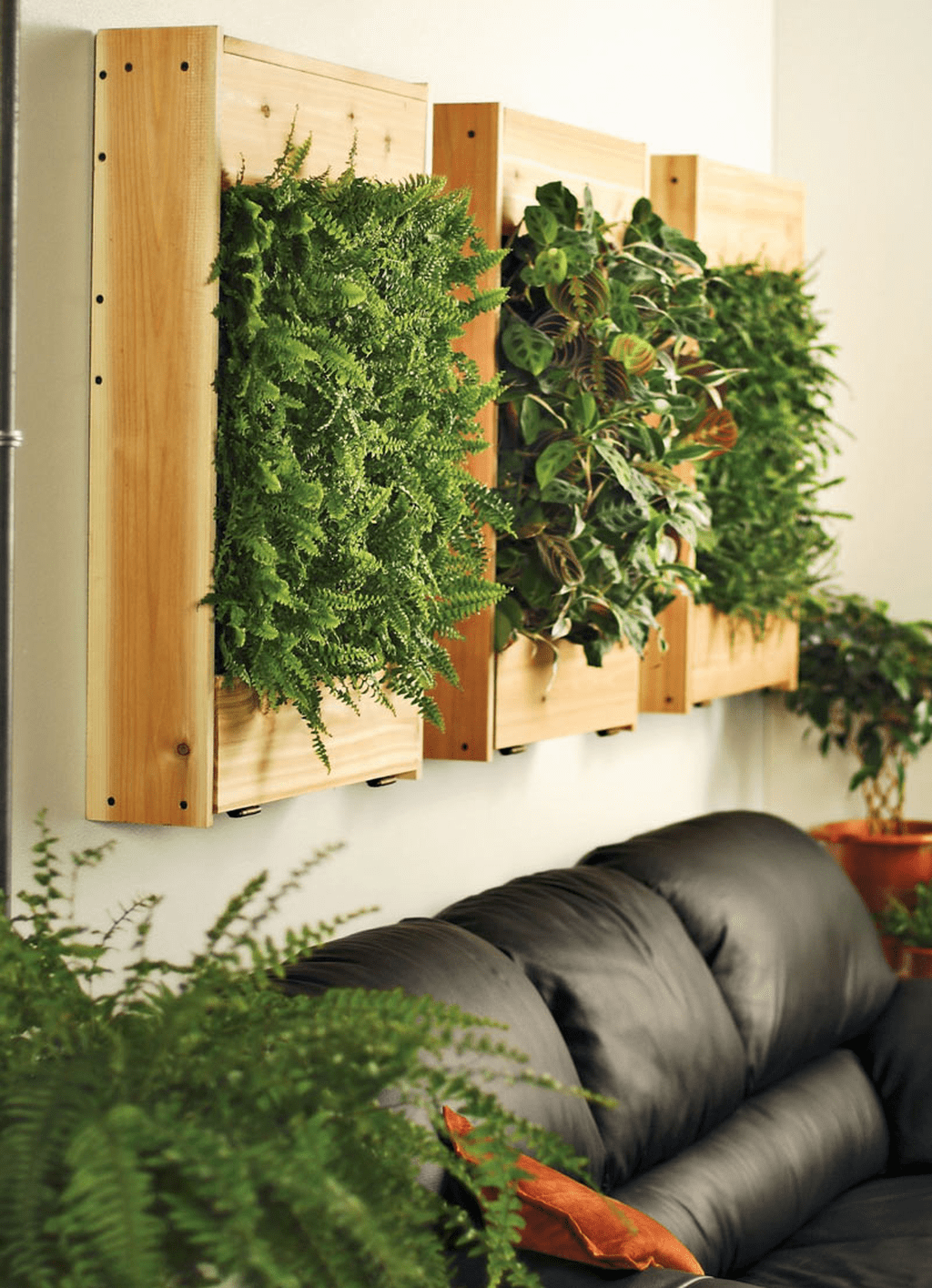 Amazing Living Wall Indoor Decoration Ideas 11