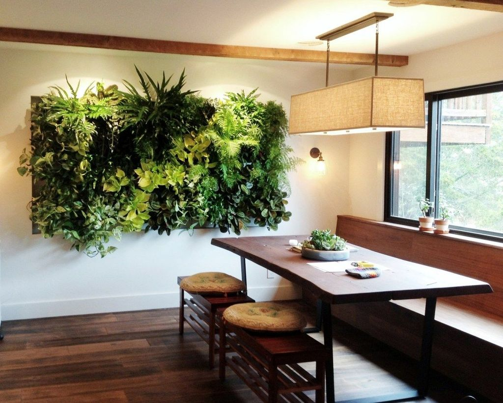 Amazing Living Wall Indoor Decoration Ideas 24
