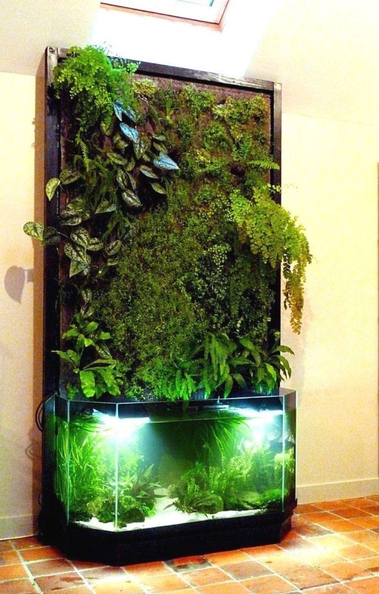 Amazing Living Wall Indoor Decoration Ideas 29