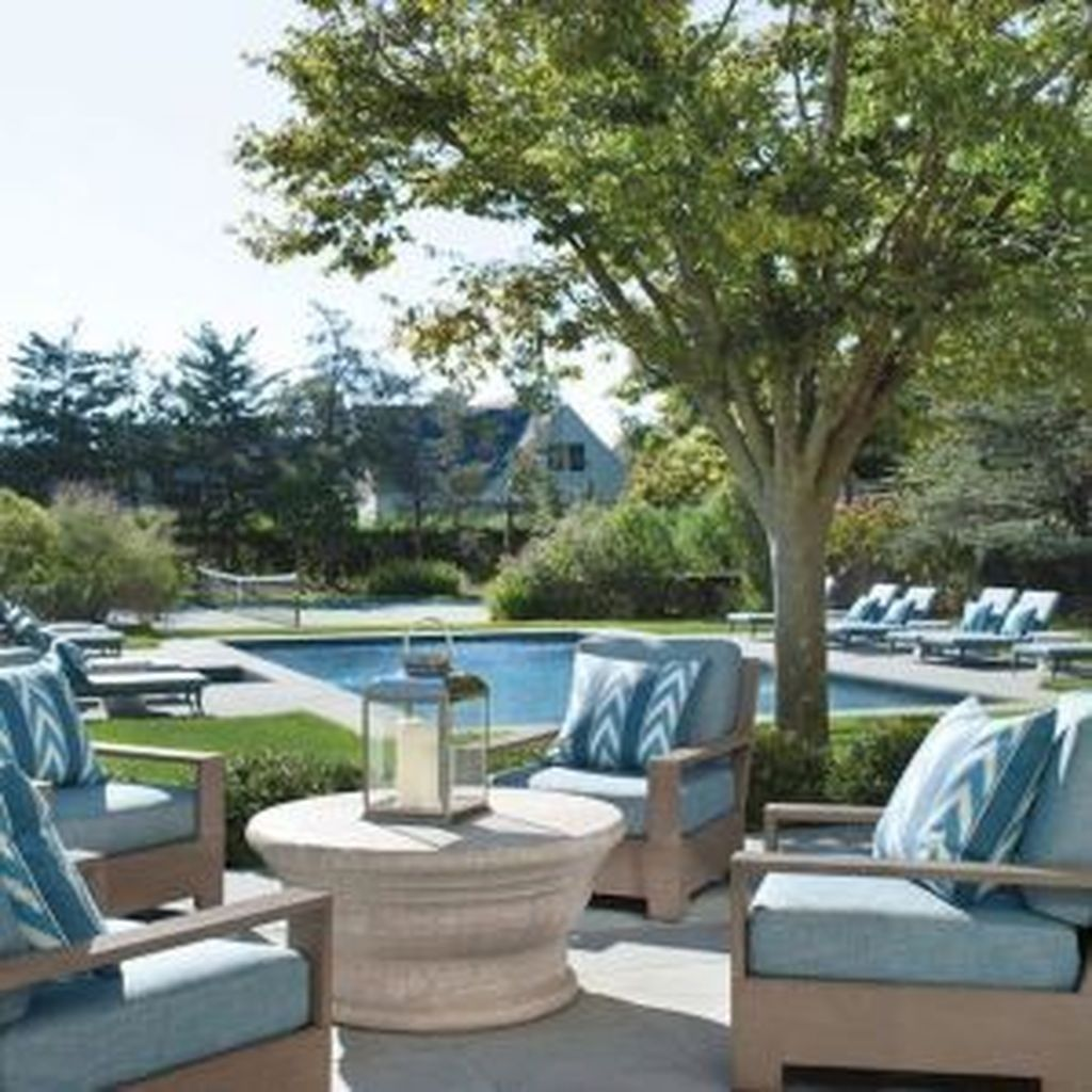 Amazing Pool Seating Ideas Which Are Very Comfortable 29