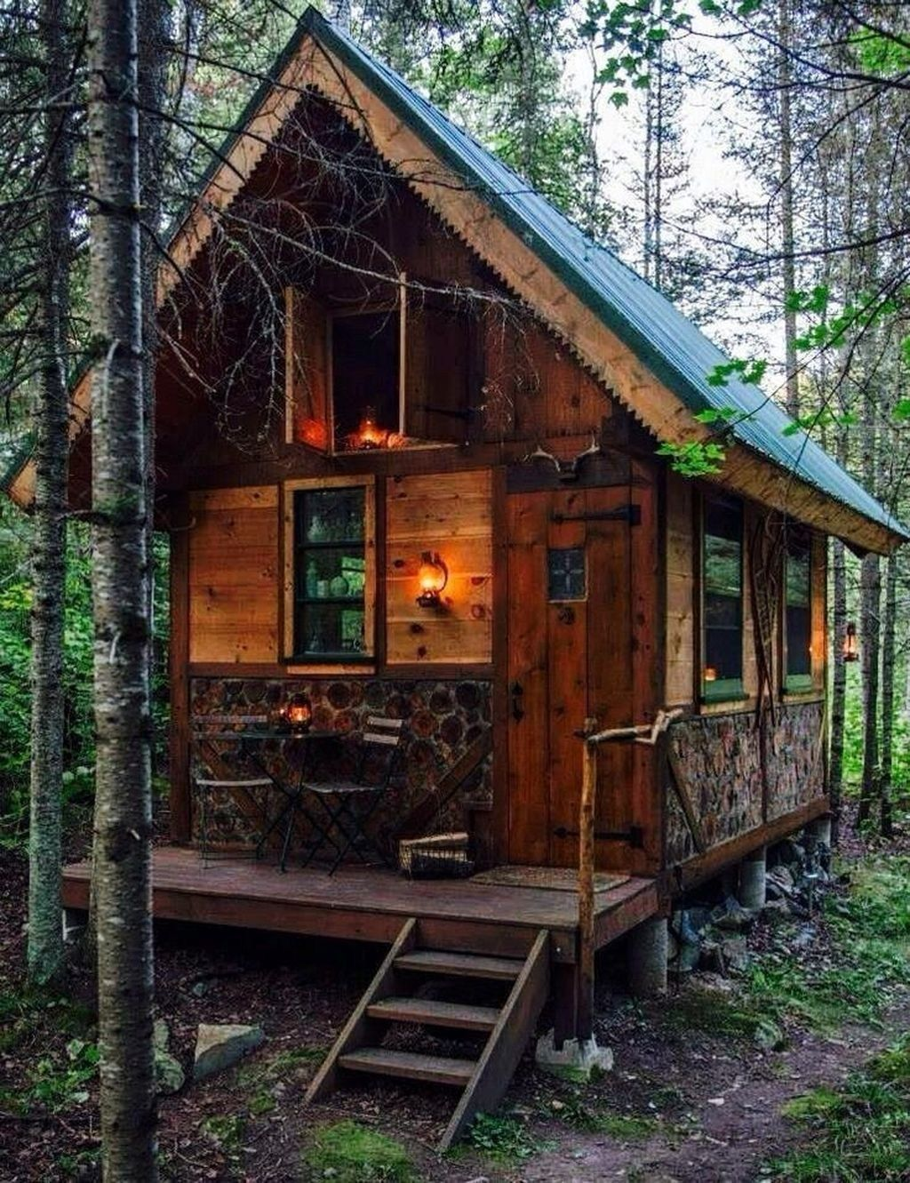 Amazing Rustic Tiny House Design Ideas 09