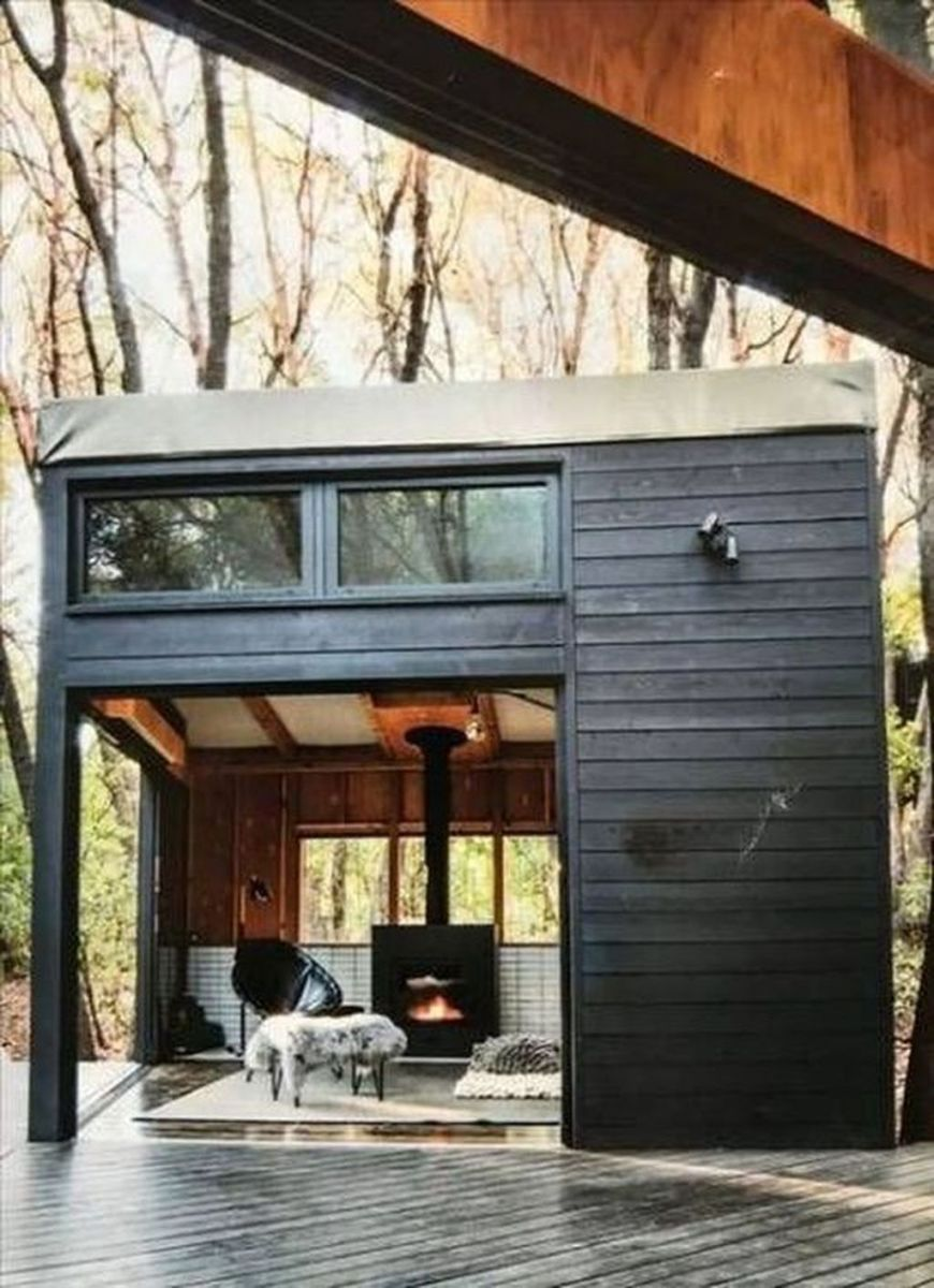 Amazing Rustic Tiny House Design Ideas 29