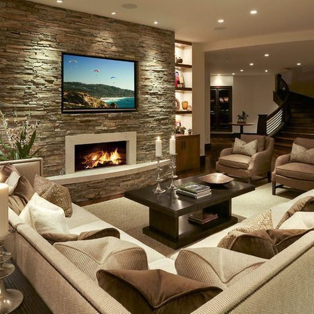 Awesome Basement Remodel Ideas That You Can Try 09