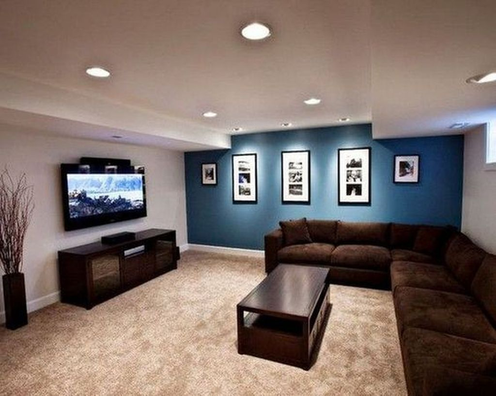 Awesome Basement Remodel Ideas That You Can Try 31